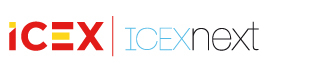 ICEX Next logo